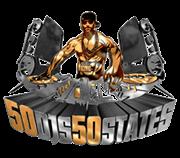50djs50states
